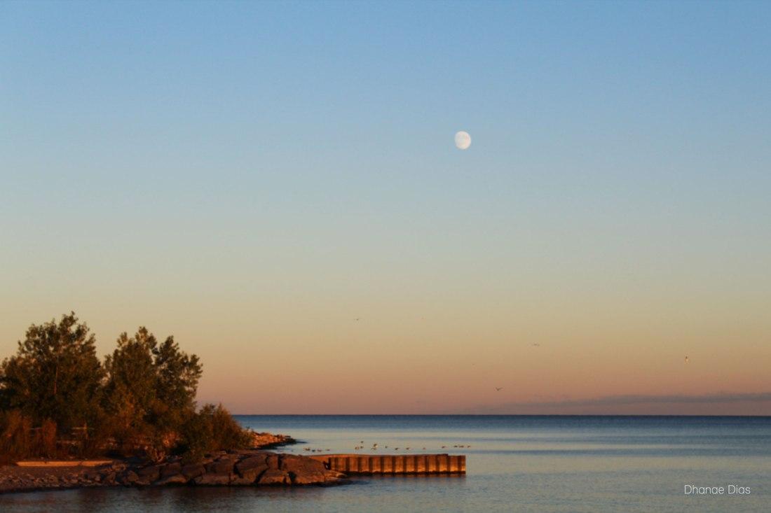 woodbine-beach-sunset