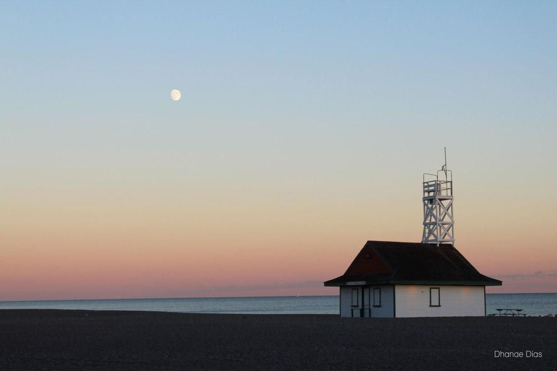 kew-beach-sunset